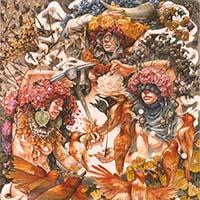Baroness- Gold & Grey 2xLP (Transparent Red & Blue Vinyl)