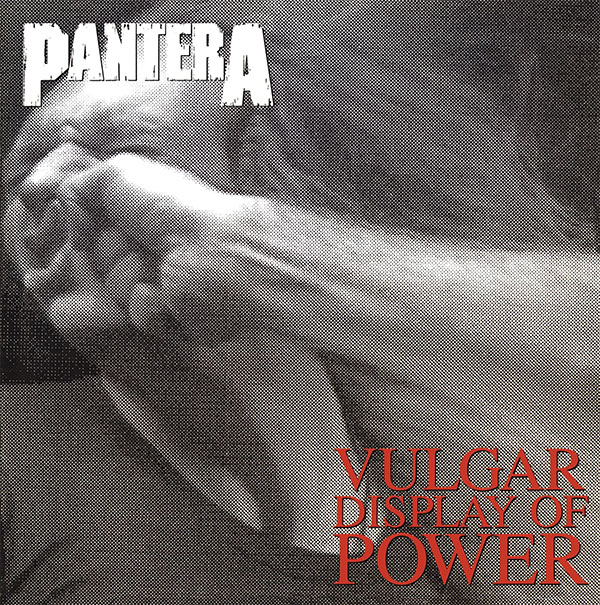 Pantera- Vulgar Display Of Power 2xLP (180gram Vinyl)