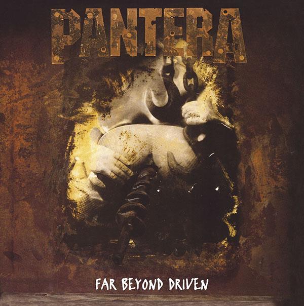 Pantera- Far Beyond Driven 2xLP (180gram Vinyl)
