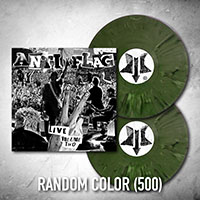 Anti Flag- Live Volume 2 LP (Army Green Splatter Vinyl)