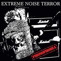 Extreme Noise Terror- Phonophobia LP (Plus Bonus 1986 Live Set LP On Color Vinyl)