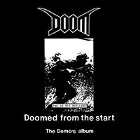 Doom- Doomed From The Start LP