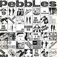 V/A- Pebbles Vol 9 (Original Punk Rock From The Psychedelic Sixties) LP