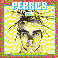 V/A- Pebbles Vol 1 (Original Artyfacts From The First Punk Era) LP
