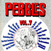 V/A- Pebbles Vol 7 (Original Artyfacts From The First Punk Era) LP