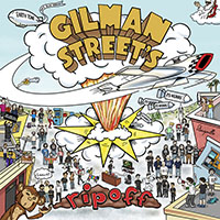 V/A- Gilman Street's Ripoff LP (Green Day) (Brown Marble Vinyl)