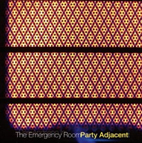 Dan Adriano In The Emergency Room- Party Adjacent LP (Alkaline Trio)
