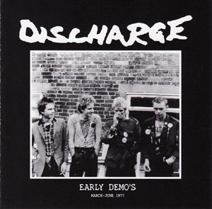 Discharge- Early Demos 1977 LP (UK Import!)