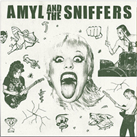 Amyl And The Sniffers- S/T LP