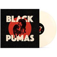 Black Pumas- S/T LP (White Vinyl)