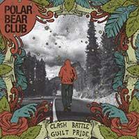 Polar Bear Club- Clash Battle Guilt Pride LP (Orange Vinyl)