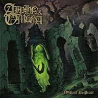 Alpha & Omega- No Rest, No Peace LP (Color Vinyl)