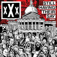 V/A- XXX Presents: Still Having Their Say LP (Color Vinyl)