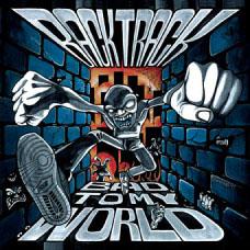 Backtrack- Bad To My World LP (Color Vinyl)