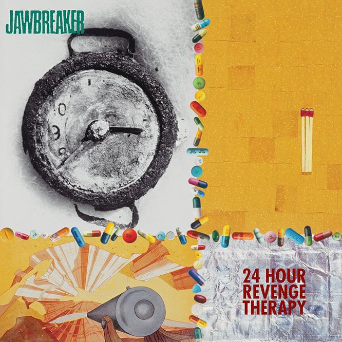 Jawbreaker- 24 Hour Revenge Therapy LP (Remastered 20th Anniversary Edition)