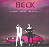 "Beck- No Distraction 7"" (Record Store Day 2020 Release)"