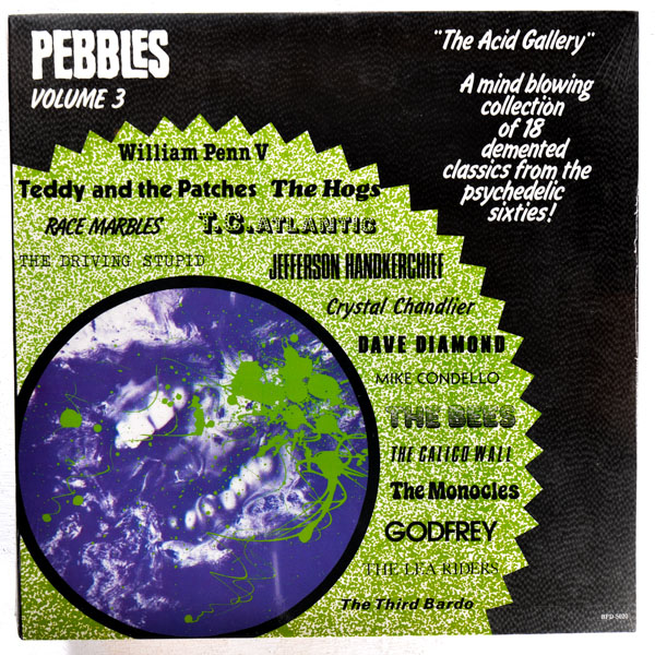 V/A- Pebbles Volume 3, The Acid Gallery LP