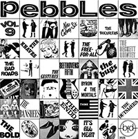 V/A- Pebbles Volume 10, Original Punk Rock From The Psychedelic Sixties LP