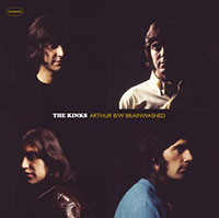 "Kinks- Arthur 7"" (Red Vinyl) (Black Friday Record Store Day 2019 Release)"