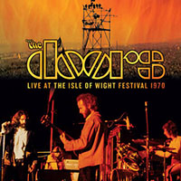Doors- Live At The Isle Of Wight Festival 1970 LP (Each Copy #'d) (Black Friday Record Store Day 2019 Release)