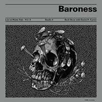 Baroness- Live at Maida Vaile BBC Vol II LP (Etched Vinyl) (Black Friday Record Store Day 2020 Release)