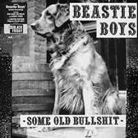 Beastie Boys- Some Old Bullshit LP (Black Friday Record Store Day 2020 Release)