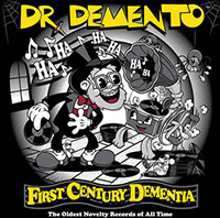 Dr Demento- First Century Dementia: The Oldest Novelty Records Of All Time 2xLP (Black Friday Record Store Day 2020 Release)