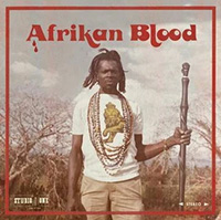 Afrikan Blood LP (Black Friday Record Store Day 2020 Release)