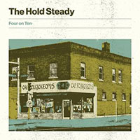 "Hold Steady- Four On Ten 10"" (Milky Clear Vinyl) (Black Friday Record Store Day 2019 Release)"