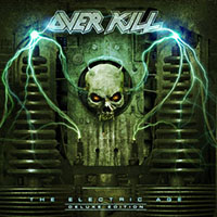 Overkill- The Electric Age (Deluxe Edition) 2xLP (Neon Green Vinyl) (Black Friday Record Store Day 2019 Release)