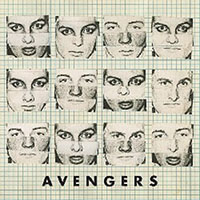 "Avengers- The American In Me 7"" (Red Vinyl) (Black Friday Record Store Day 2019 Release)"
