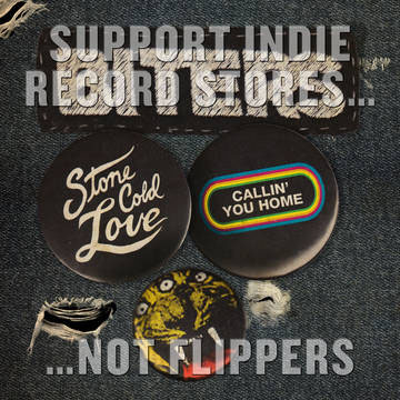 "Biters- Stone Cold Love 7"" (Record Store Day 2017 Release) (Sale price!)"