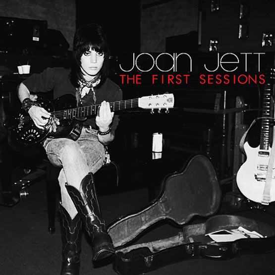 Joan Jett Amp The Blackhearts The First Sessions Lp Black
