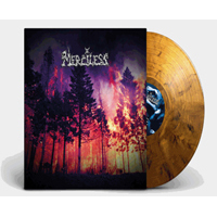 Merciless- S/T LP (UK Import! Orange Marble Vinyl) (Record Store Day 2018 Release)