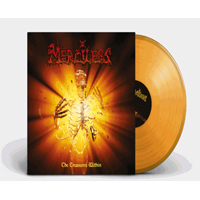 Merciless- Treasures Within LP (UK Import! Orange Vinyl) (Record Store Day 2018 Release)