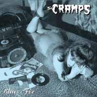 """Cramps- Blues Fix 10"""""""