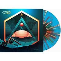 311- Voyager 2xLP (Blue Splatter Vinyl)