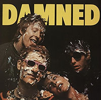 "Damned- Damned Damned Damned LP (40th Anniversary with 12"" booklet) (Import)"