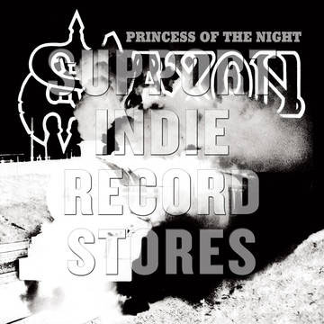 "Saxon- Princess Of The Night 7"" (Clear Vinyl) (Record Store Day 2018 Release)"