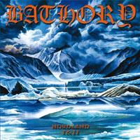 Bathory- Nordland 1 & 2 LP (UK Import