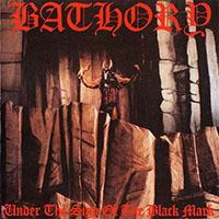 Bathory- Under The Sign Of The Black Mark LP (UK Import)