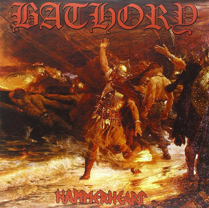 Bathory- Hemmerheart LP (UK Import)