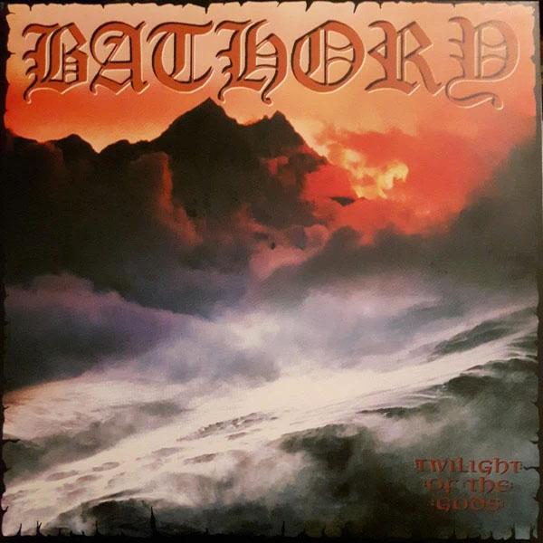 Bathory- Twilight Of The Gods 2xLP (UK Import