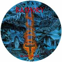 Bathory- Blood On Ice LP (Pic Disc) (UK Import