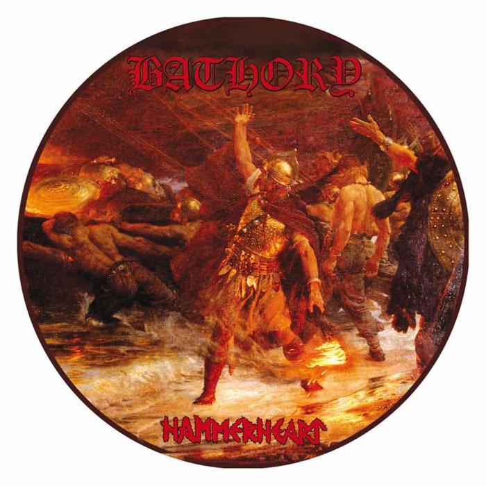 Bathory- Hammerheart LP (Pic Disc) (UK Import)