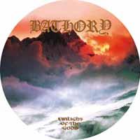 Bathory- Twilight Of The Gods LP (Pic Disc) (UK Import