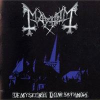Mayhem- De Mysteriis Dom Sathanas LP (UK Import)