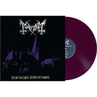 Mayhem- De Mysteriis Dom Sathanas LP (Ltd Ed Purple Vinyl) (UK Import)