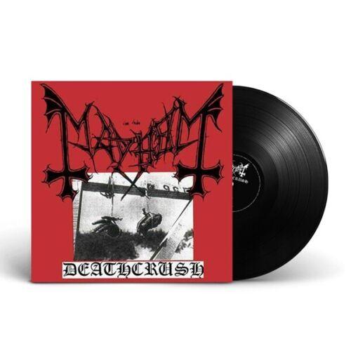 Mayhem- Deathcrush LP (Import)