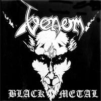 Venom- Black Metal 2xLP (UK Import!)